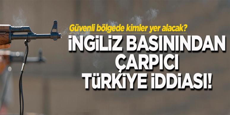 İngiliz Daily Telegraph'tan flaş Türkiye iddiası!