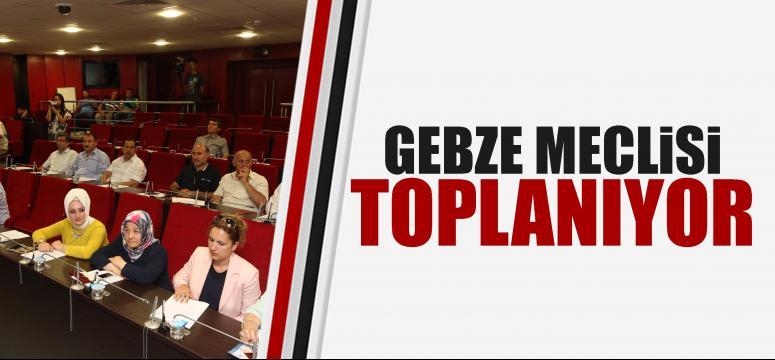 Gebze'de Eylül meclisi toplanıyor
