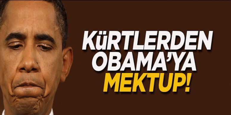 Kürtler'den Obama'ya mektup!