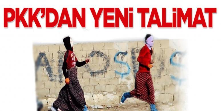 PKK'dan yeni talimat