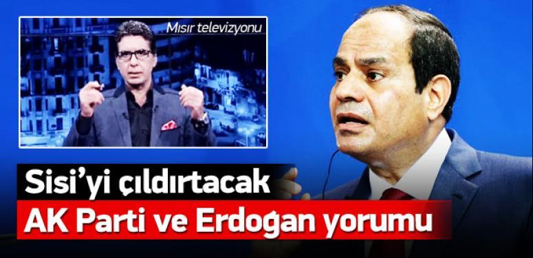 Mısır televizyonunda Recep Tayyip Erdoğan