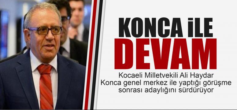 "HDP, Konca'ya ""Devam et"" dedi"