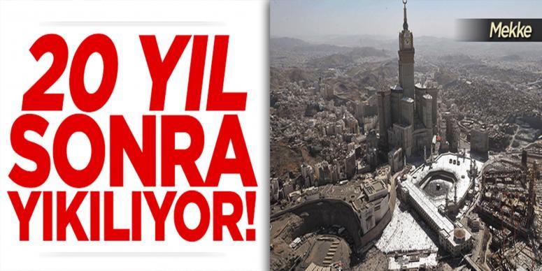 Zemzem Towers 20 yıl sonra yıkılıyor!