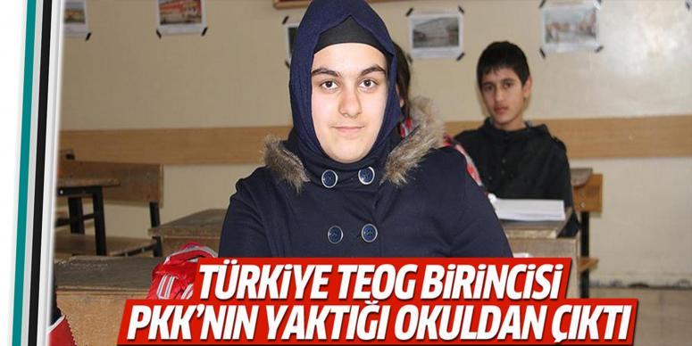 TEOG Türkiye birincisi çıktı