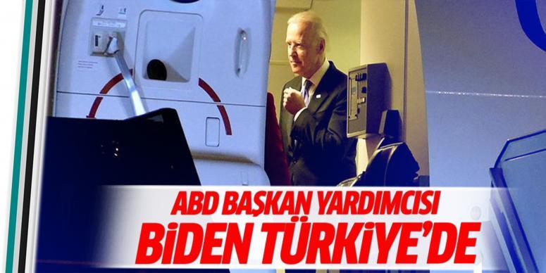 Biden, Türkiye'de