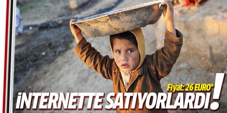 Karnaval için mülteci çocuk istismarı