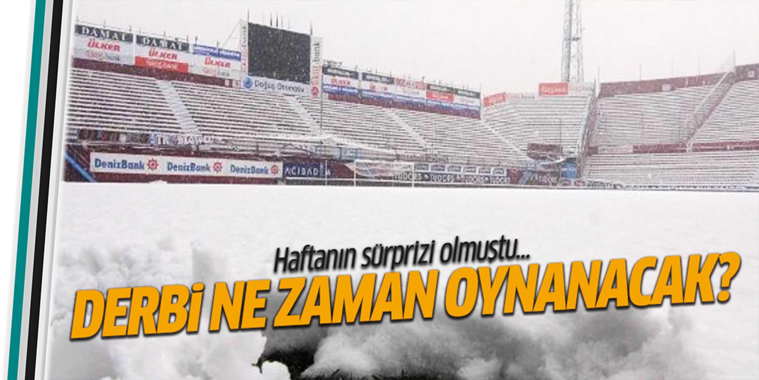 Trabzonspor - Beşiktaş maçı ne zaman oynanacak?