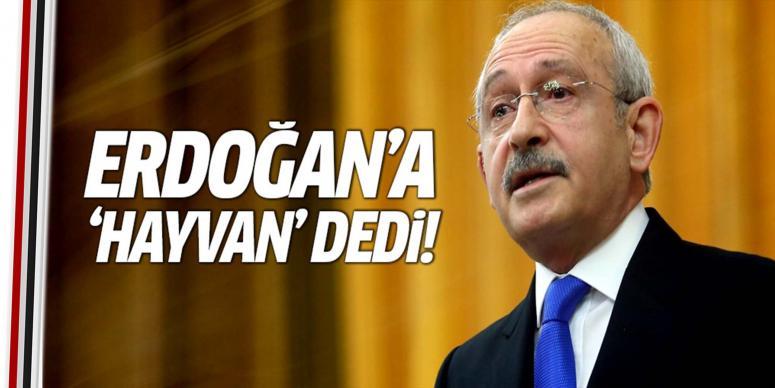 Kılıçdaroğlu'ndan Erdoğan'a işkembeli cevap