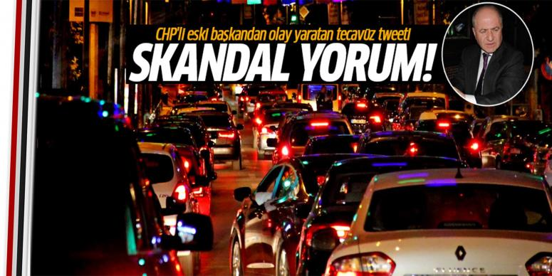 Selami Öztürk'ten skandal tweet