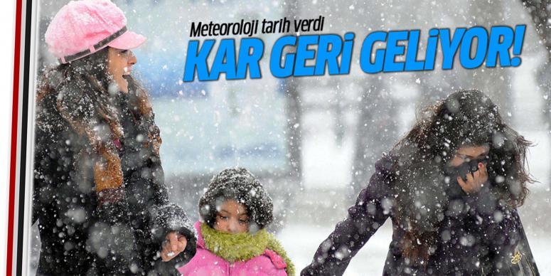 Meteoroloji tarih verdi