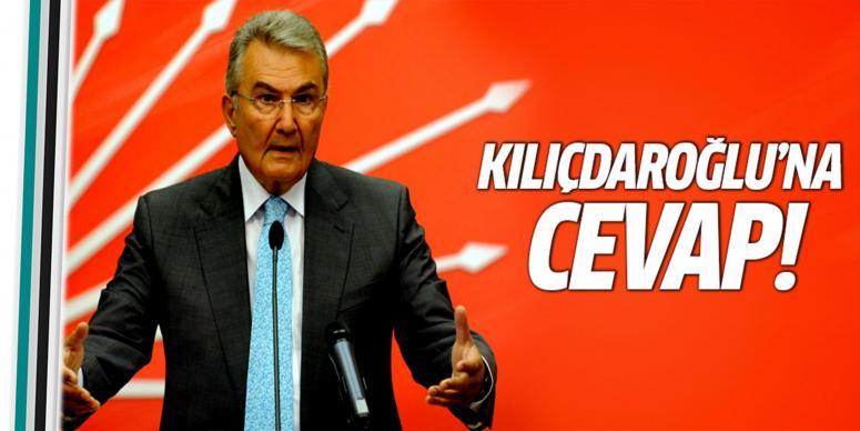 Kılıçdaroğlu'na yanıt!