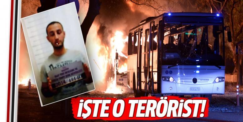 İşte Ankara'daki saldırıyı düzenleyen terörist