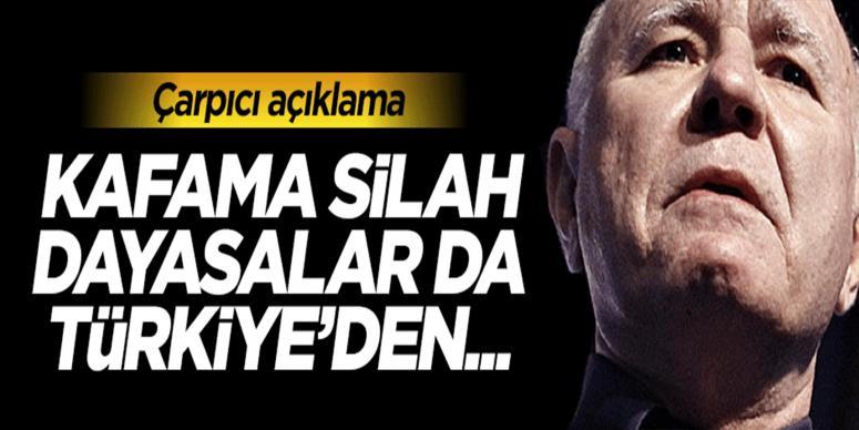 Dr Kıyamet: Hiiseyi ABD'den değil Türkiye'den alırım