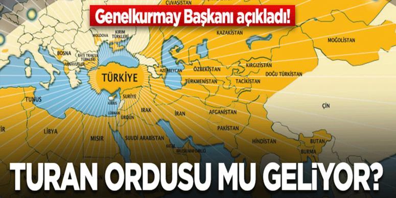 Org.Akar ''Türkler'in ortak ordusu olacak mı?'' sorusunu cevapladı