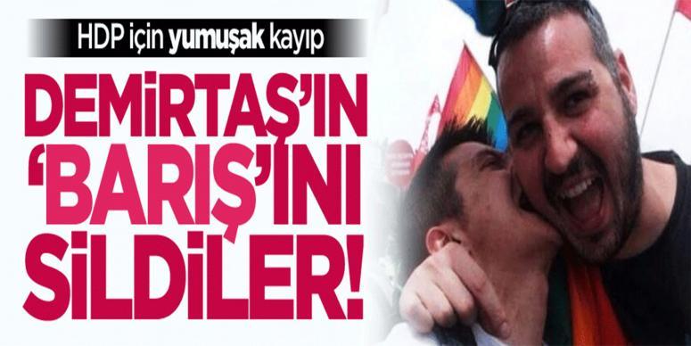 HDP sapkın Barış Sulu'yu sildi