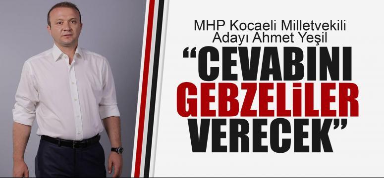 Ahmet Yeşil