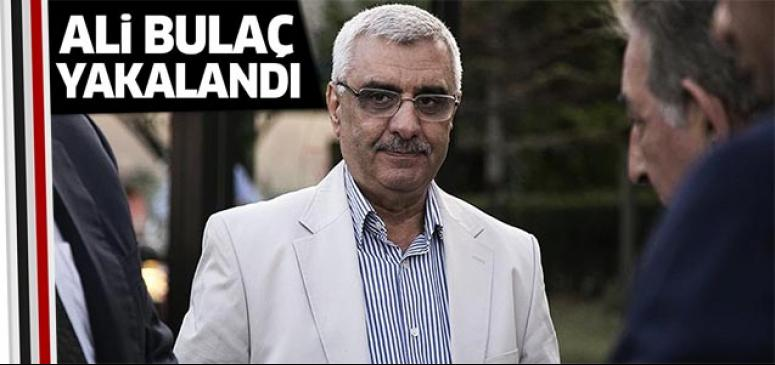 Ali Bulaç gözaltına alındı