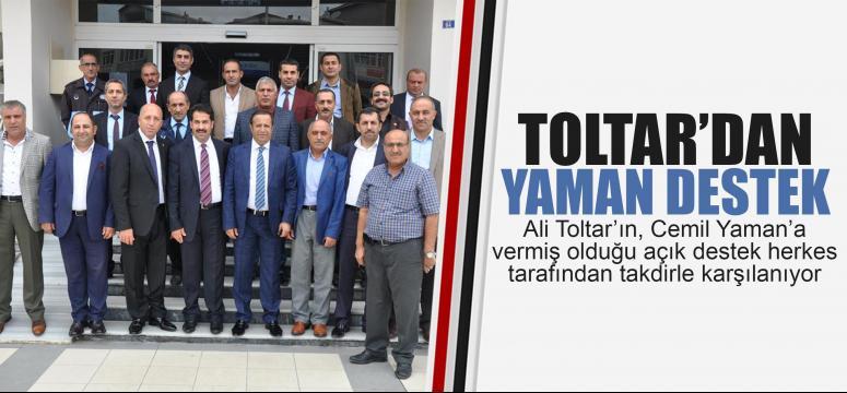 Toltar: Yaman, gururumuz olacak