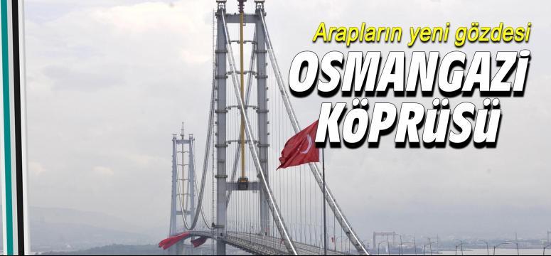 Araplar Osmangazi Köprüsü'nü mesken tutuyor