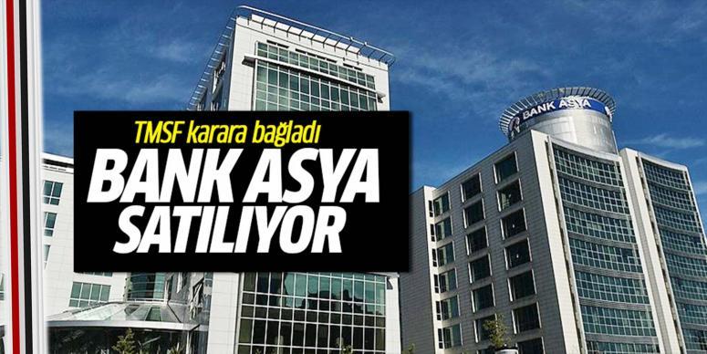 Bank Asya satılıyor