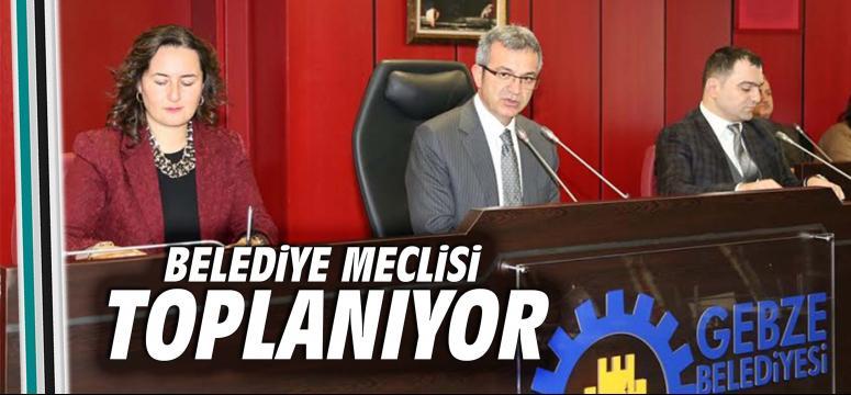 Belediye Meclisi 3 Şubat Çarşamba günü toplanıyor