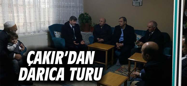 Çakır'dan Darıca Turu