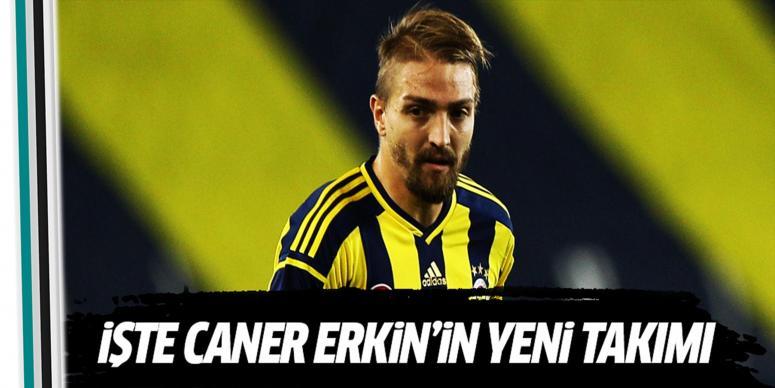 Caner Erkin'in yeni takımı