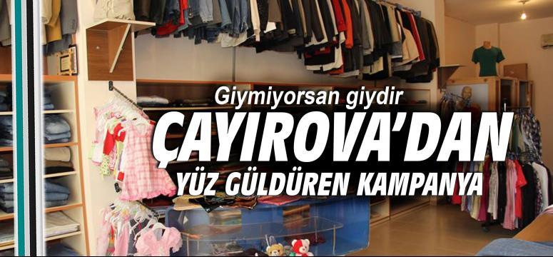Çayırova'dan yüz güldüren kampanya