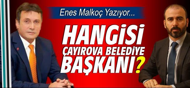 Çayırova Belediye Başkanı Cengiz Gürkan(!)