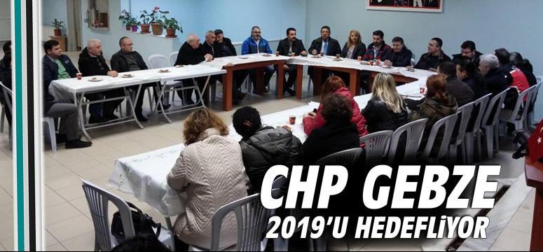 CHP 2019'u hedefliyor
