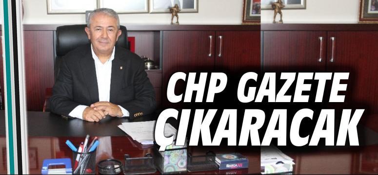 CHP gazete çıkaracak