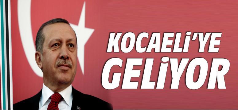 Cumhurbaşkanı Kocaeli'ye geliyor