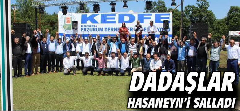 Dadaşlar Hasaneyn'i Salladı