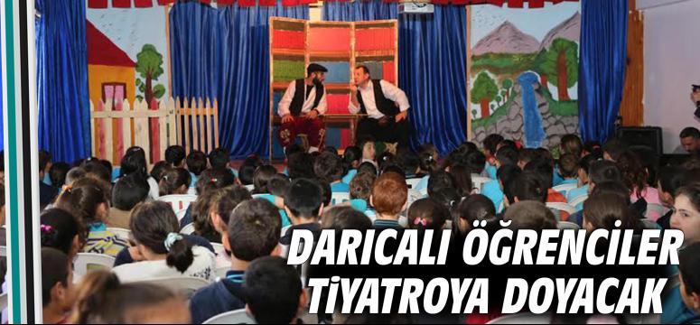 Darıca'da Öğrenciler Tiyatroya Doyacak