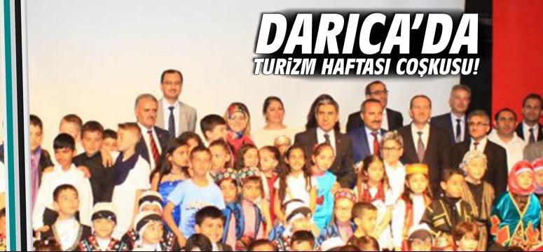 Darıca'da Turizm Haftası coşkusu!