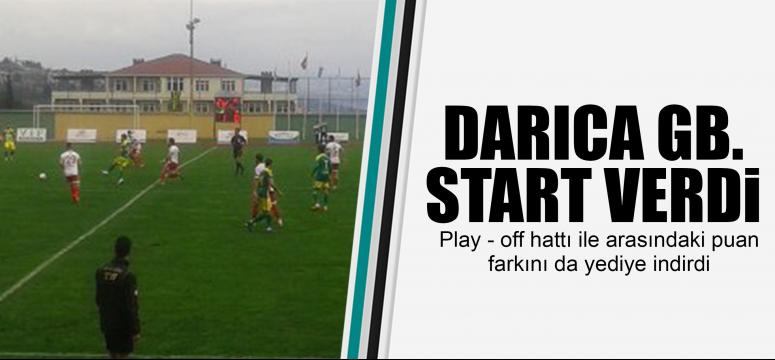 Darıca Gb. start verdi