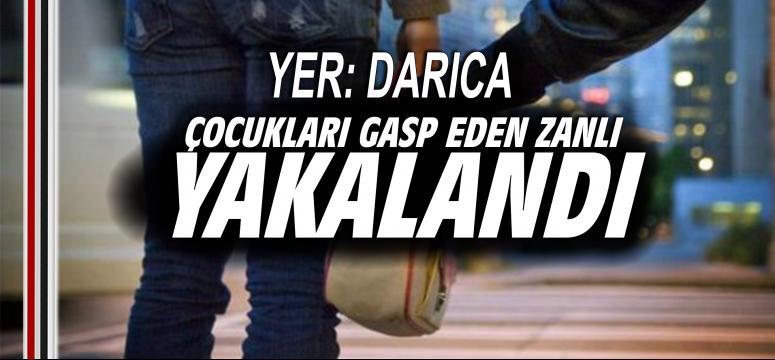Darıca'da gasp iddiası