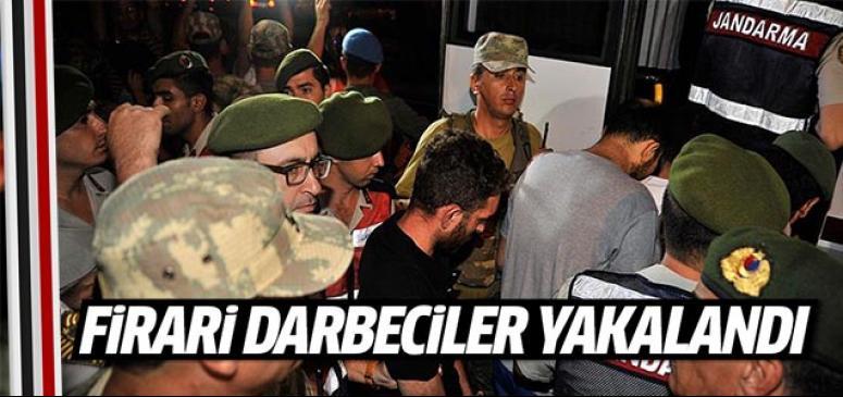 Darbeci 11 asker yakalandı