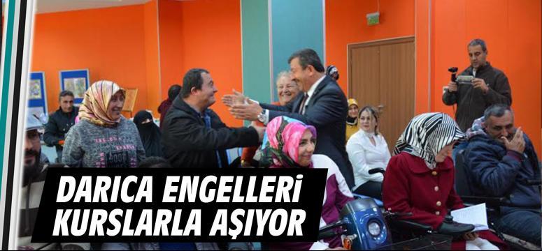DARICA ENGELLERİ KURSLARLA AŞIYOR