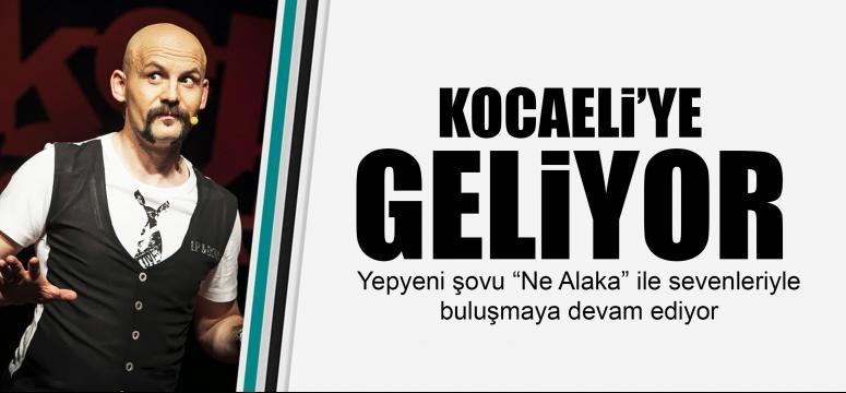 Atalay Demirci Kocaeli'ye geliyor