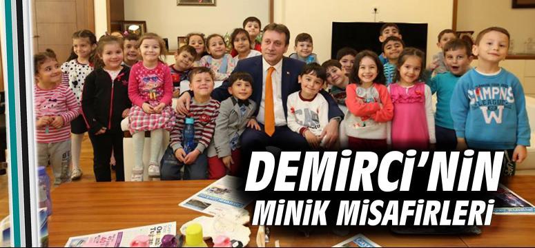 Demirci'nin Minik Misafirleri