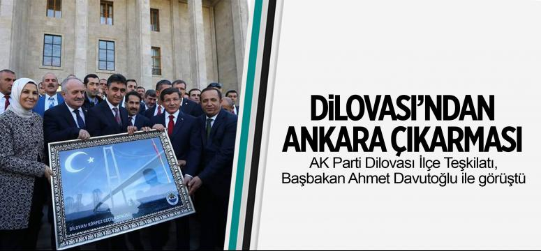 Dilovası'ndan Ankara çıkarması