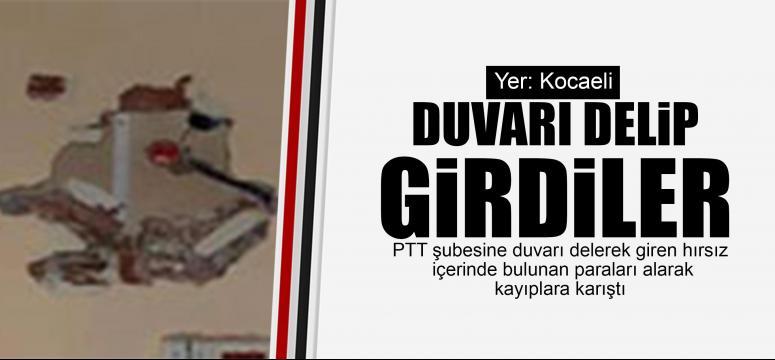 PTT'de inanılmaz soygun!