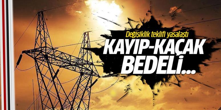Elektrik Piyasası Kanunu'nda değişiklik teklifi yasalaştı