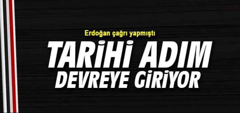 Erdoğan çağrı yapmıştı!