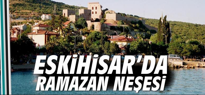 Eskihisar'da Ramazan Neşesi