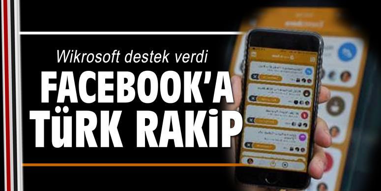 Facebook'a Türk rakip