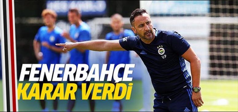 Fenerbahçe Pereira ile yollarını ayırdı