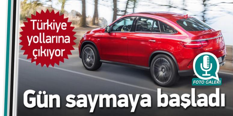 Türkiye'de satışa çıkacak arabalar