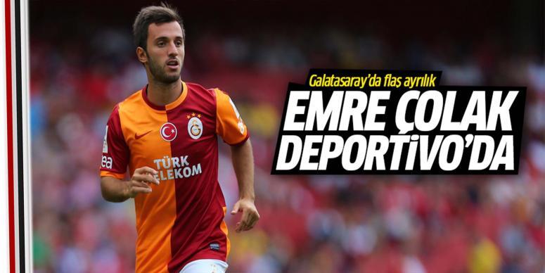 Galatasaray'da flaş ayrılık!